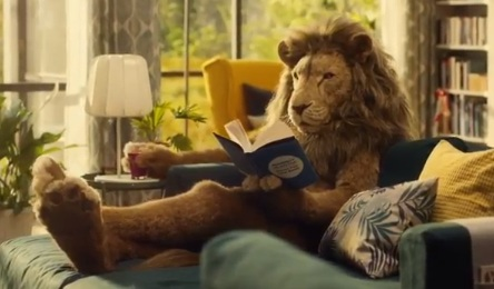 IKEA UK Lion TV Advert