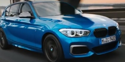 BMW 1 Series TV Advert