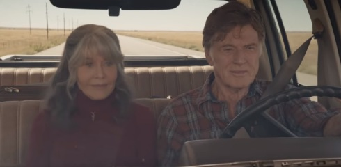 Our Souls At Night (2017 Movie) - Jane Fonda and Robert Redford