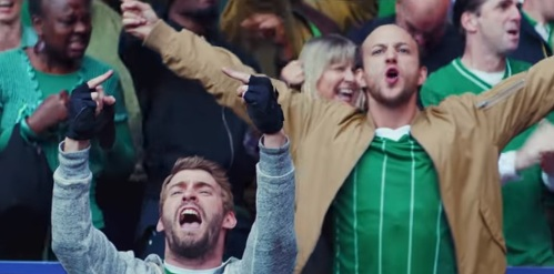 Paddy Power TV Advert - Football Fan