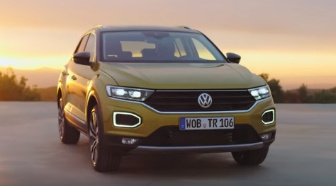 2018 Volkswagen T-Roc TV Advert