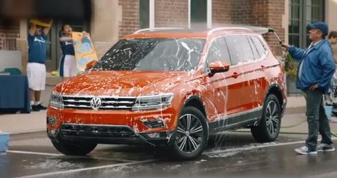 Volkswagen Tiguan SUV Commercial