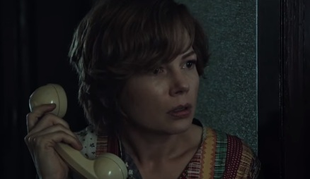 Michelle Williams - All the Money in the World (2017 Movie)