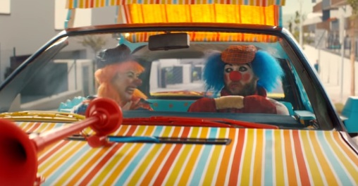 Audi Clowns TV Advert
