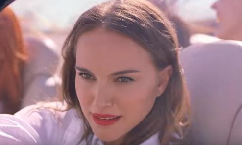 Miss Dior Natalie Portman Commercial