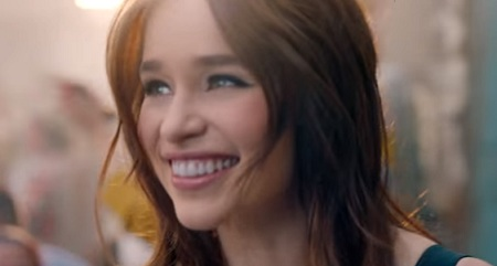 Dolce & Gabbana Commercial - Emilia Clarke