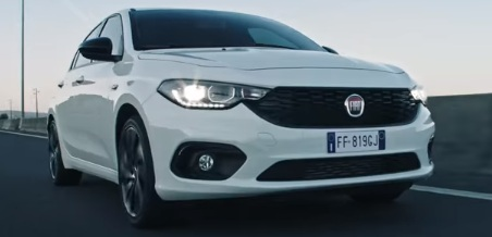 Fiat Tipo S-Design Commercial