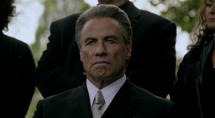 John Travolta in Gotti (2017 Movie)