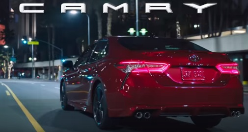 Toyota Camry Commercial - Strut