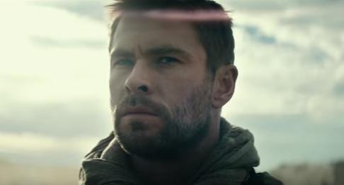 Chris Hemsworth - 12 Strong Movie