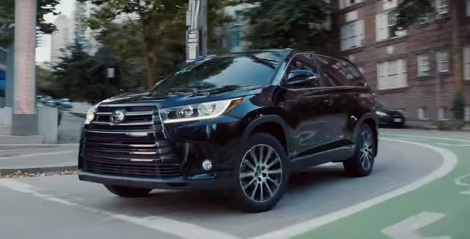 2018 toyota highlander commercial songs i got that fire. Black Bedroom Furniture Sets. Home Design Ideas