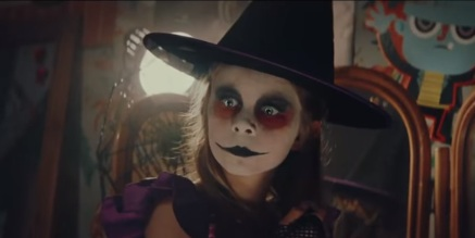 Asda Halloween TV Advert