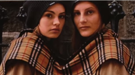 Burberry TV Advert - Runway Collection