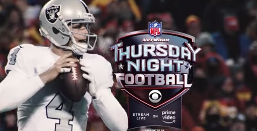 Kansas City Chiefs vs. Oakland Raiders Commercial