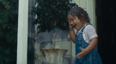 Citi Commercial - Little Girl in the Rain