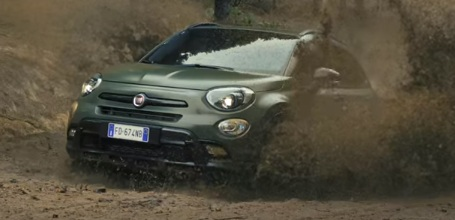 Fiat 500X S-Design Commercial