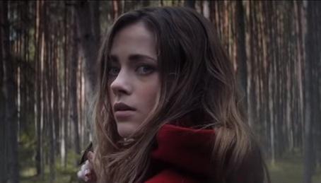 Red Riding Hood - Green & Black's Velvet Edition Advert