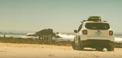 Jeep Surfers Commercial