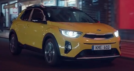 Kia Stonic TV Advert