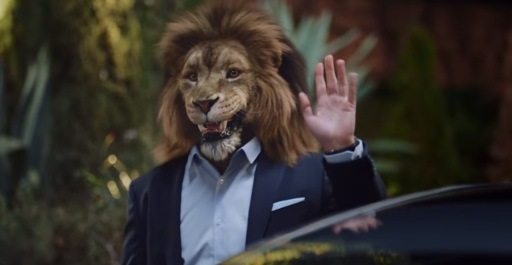 Mercedes-Benz S-Class Lion Commercial