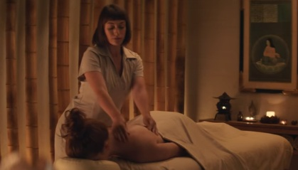 Samsung Galaxy S8 Bixby Commercial - Massage Therapy