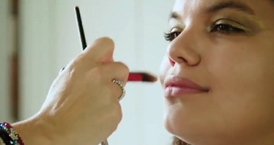 Woman in Simply Be TV Advert