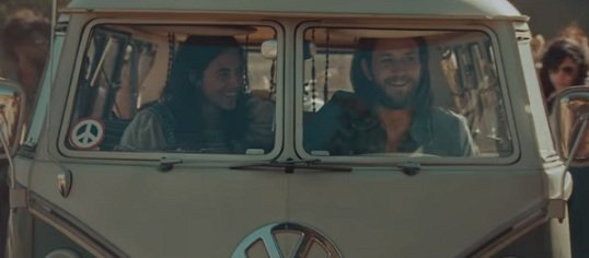 Volkswagen Hippies Commercial