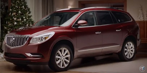 Buick Encore Commercial Song Black Friday