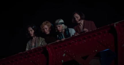 Cable Girls Season 2 (Trailer Netflix)
