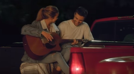 Chevrolet Commercial - Luke Bryan