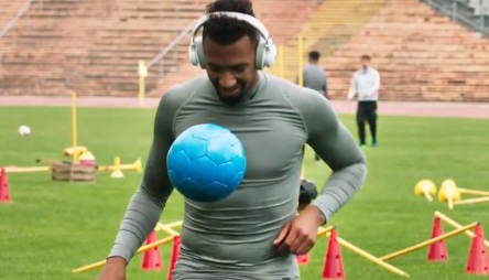 Jerome Boateng in JBL Commercial