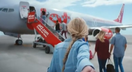Jet2holidays TV Advert