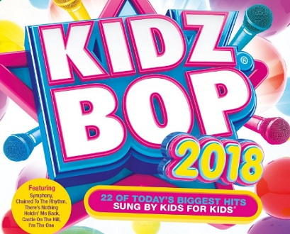 Kidz Bop 2018 (Album)