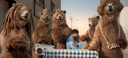 Müller Commercial - Singing Bears
