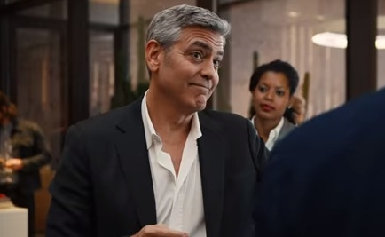 George Clooney & Andy Garcia - Nespresso Commercial