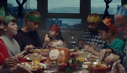 Tesco Christmas TV Advert