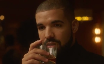 Drake in Virginia Black Whiskey Commercial