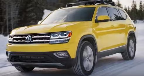 Volkswagen Atlas Commercial - Ski Road Trip