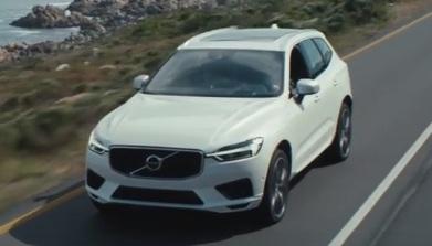 2018 Volvo XC60 Commercial