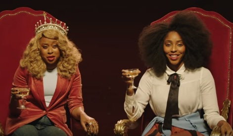 2 Dope Queens (HBO 2018 Series)