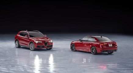 Alfa Romeo Giulia & Stelvio Commercial