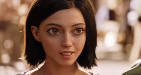 Alita: Battle Angel (2018 Movie)