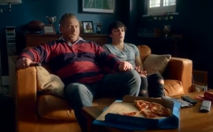 Domino's Pizza Advert - Rugby