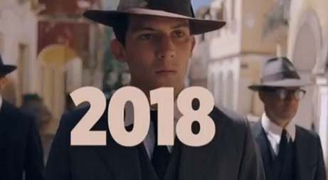 2018 on ITV TV Advert