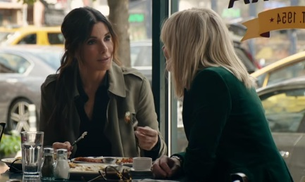 Sandra Bullock - Ocean's 8 (Trailer)