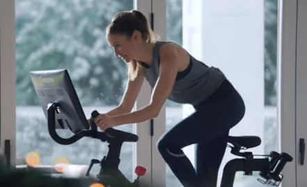 Peloton Bike Commercial