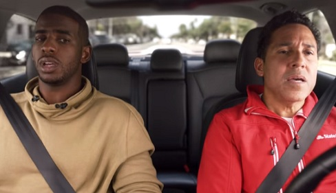 State Farm Commercial - Chris Paul and Oscar Nuñez