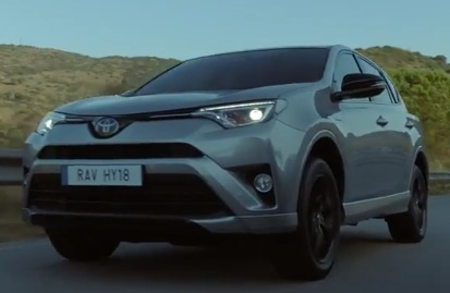 The 2018 Toyota RAV4 Hybrid Commercial