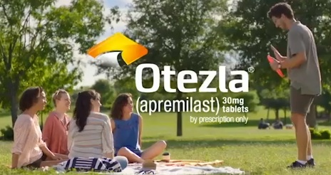 Otezla (apremilast) Commercial