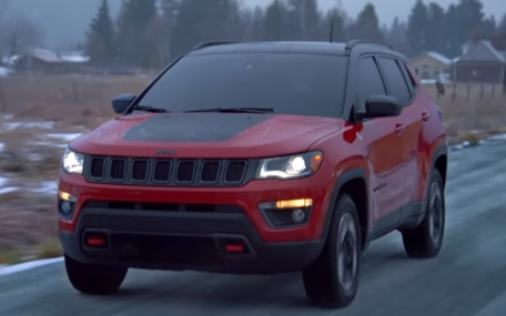 2018 Jeep Compass Commercial
